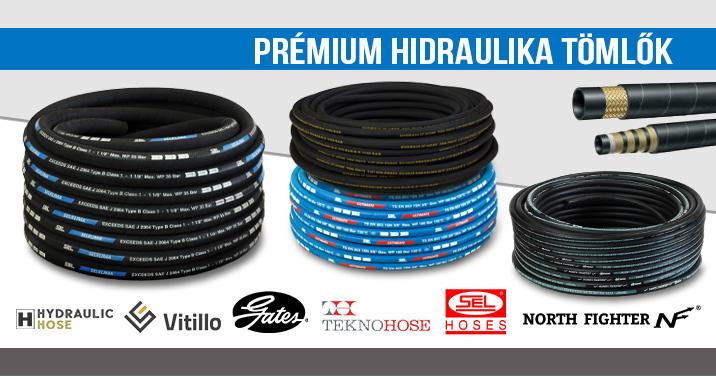 Hidraulika csatlakozók gyártása